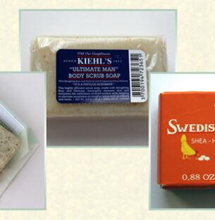 Тесты мыла для тела: The Body Shop, Kiehl's, Victoria Soap