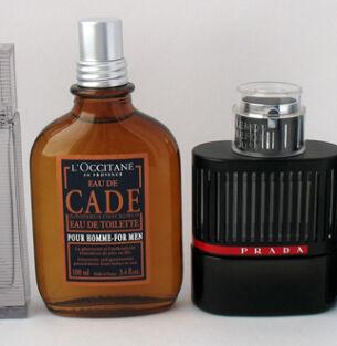 Обзор мужских (и не только) парфюмов: Ermenegildo Zegna, L'Occitane, Prada, Kenzo