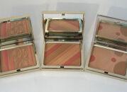 Лимитированные пудры Clarins Poudre Teint & Blush: Palette Eclat, Graphic Expression, Opalescence