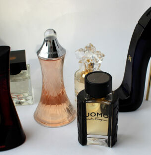 Мои ароматы этой осени: Kenzo, Armand Basi, Carolina Herrera, Avon, Salvatore Ferragamo