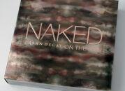 Палетка Naked on the Run Urban Decay – свотчи и макияжи