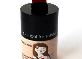 Набор три в одном Too Cool For School BB Foundation Lunch Box – отзыв и свотчи
